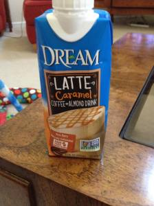 Dream Latte Caramel Coffee Drink