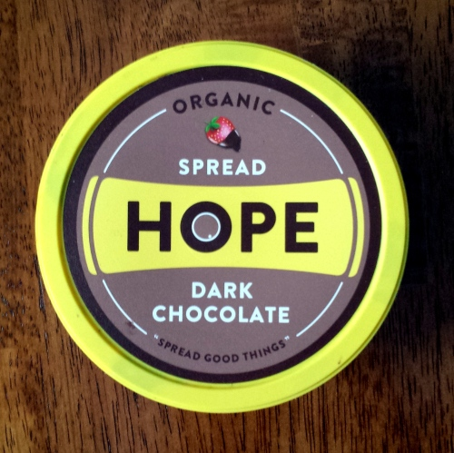 Hope Dark Chocolate Spread
