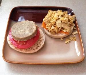 The Vegg sandwich