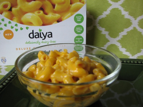Daiya's Deluxe Cheddar Style Cheezy Mac
