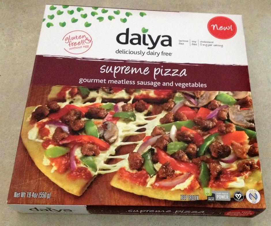 Daiya Supreme Pizza