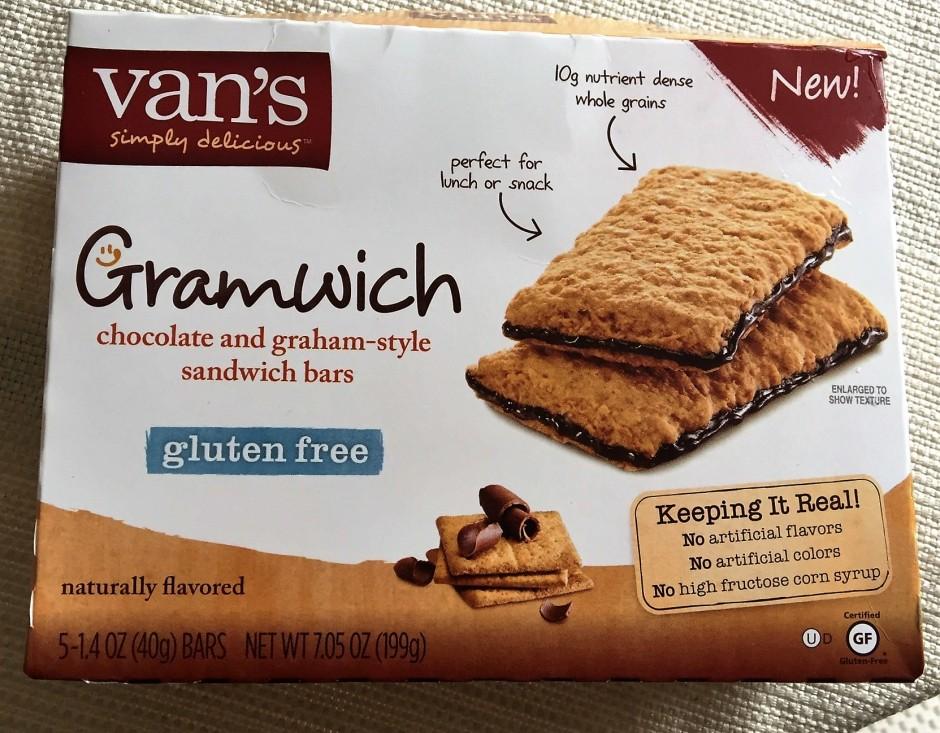 Gramwich box