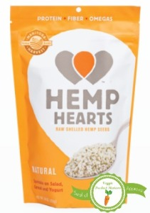hemp hearts bag