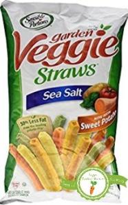 veggie straws bag