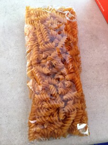 package of pasta