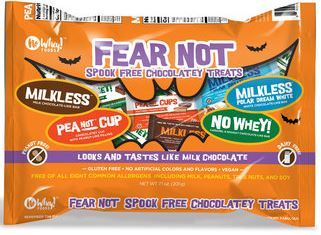 Fear Not Candy Bag