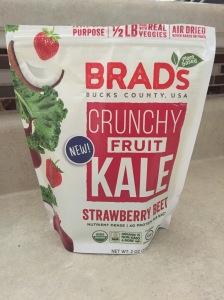 kale chip bag